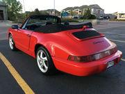 1991 Porsche 911Carrera 4 Convertible 2-Door