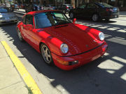1990 Porsche 911Carrera 4 Coupe 2-Door