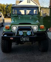 1980 Toyota Land Cruiser Base Sport Utility 2 Doors