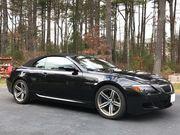 2007 BMW M6 55410 miles