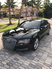 2013 Audi A8 3.0L Quattro Navigation Distronic Package
