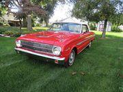 1963 Ford Falcon Convertible